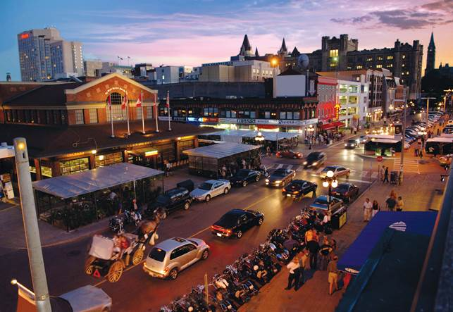 The Byward Market